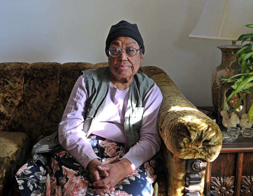 Lula White, photo courtesy New Haven Independent